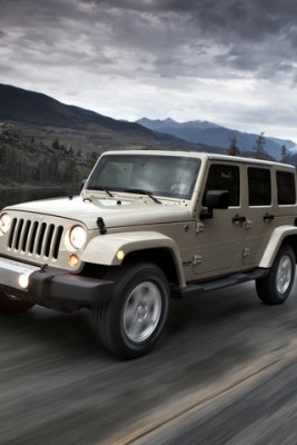 Jeep Wrangler Unlimited - one of the worst cars