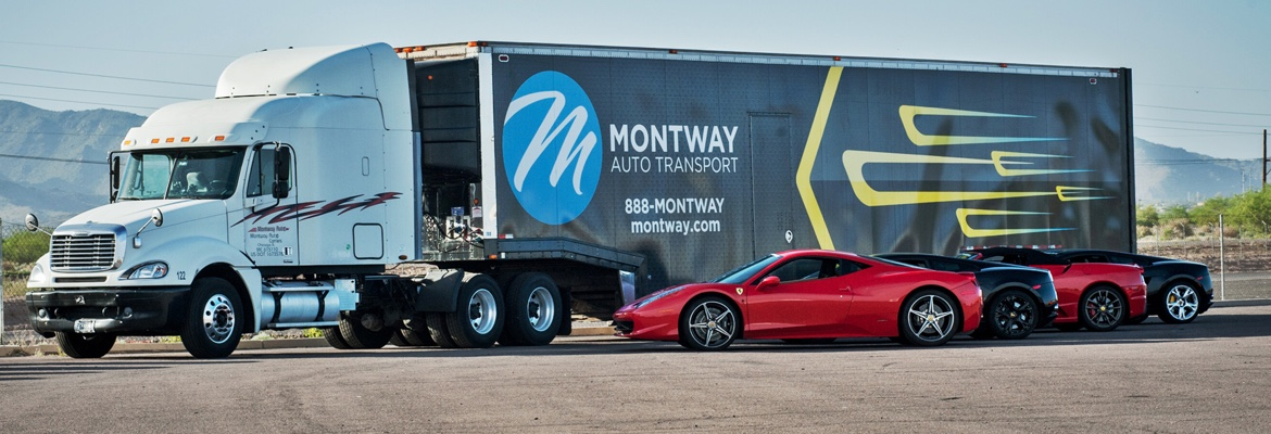 Open And Enclosed Car Shipping What You Need To Know L Montway Auto