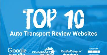 Top auto transport review websites