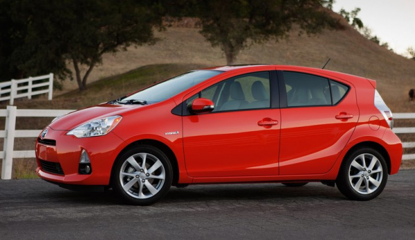 The Toyota Prius C Is Already A Hot Seller - Montway Auto ...