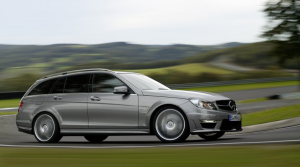 2012 Mercedes-Benz C63 AMG Estate