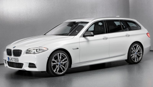 2013 BMW M550d xDrive Touring