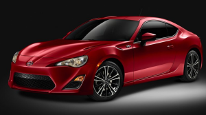 2013 Scion FRS Front Side Angle