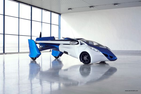AeroMobil 3.0 flying car (credit: Stefan Vadocz, AeroMobil)
