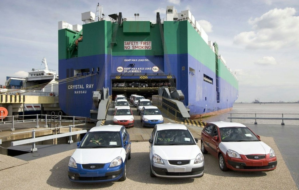 Do Regional Auto Shipping Terminals make Car Transport easier?