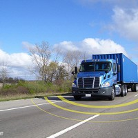 Trucks also part of the Connected Vehicle Safety Pilot