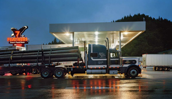 There's an organization working with truck drivers to help them become modern-day abolitionists.