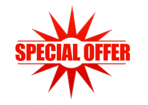 Special offers for station wagons but not in the USA.