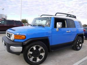 Toyota FJ Cruiser one of the worst cars on the market!