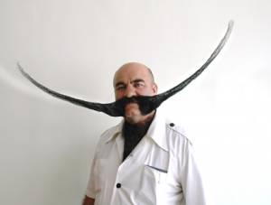 Be the change in Movember!