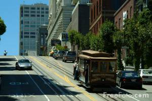 The San Francisco street cars
