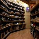 MIC has one of the largest selections in the city in their walk in humidor.