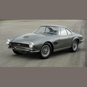 Actual Aston auctioned (photo from bonhams)