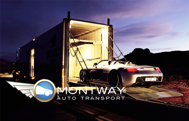 Racing cars are usually transported by a car shipping company.