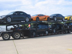 Shipping car to another state