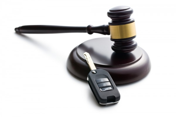 Car Auction Gavel