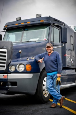 the truck driver and the trucking industry in the us as an economic factor