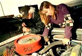 Women mechanics today